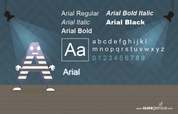 Arial Font Family Free - Download Fonts