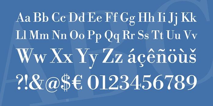 Bodoni Font Family Free - Download Fonts