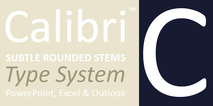 Calibri Font Family Free - Download Fonts