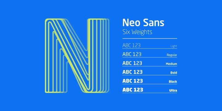 Neo Sans 1