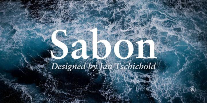 Sabon Font Free - Download Fonts