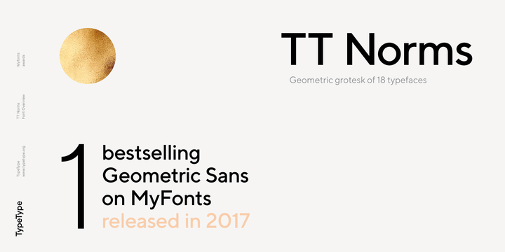 TT Norms Font Family Free - Download Fonts