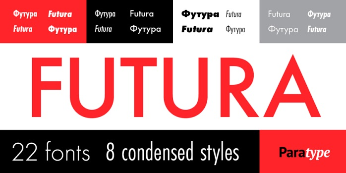Futura Font Family Free - Download Fonts