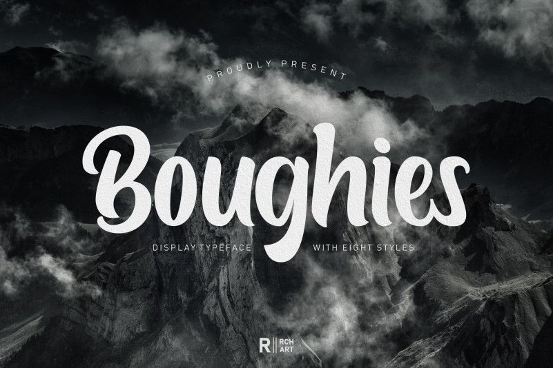 Boughies-Typeface-1