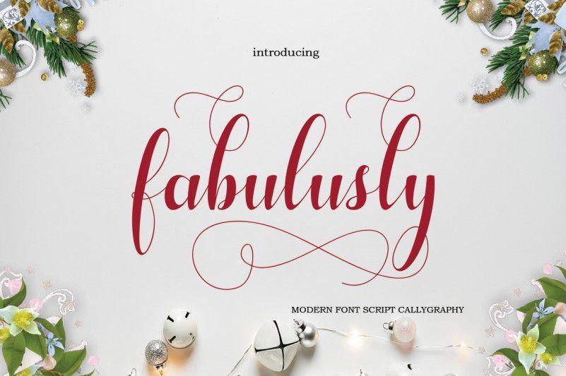 Fabulusly-Script-Font-1