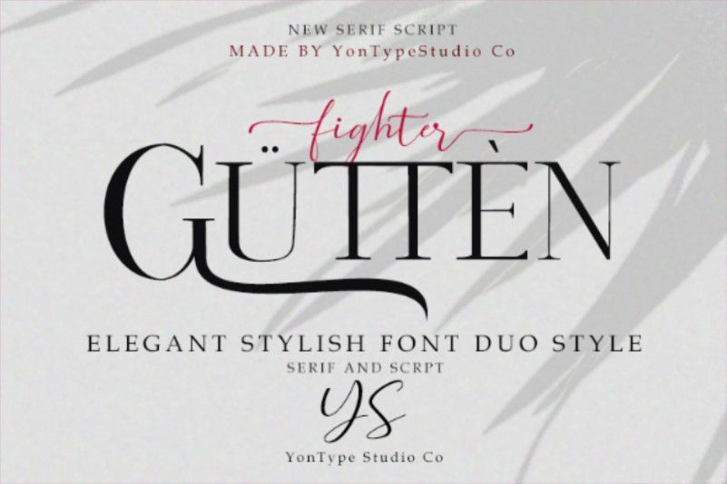 Gutten-Fighter-Font-Duo-1