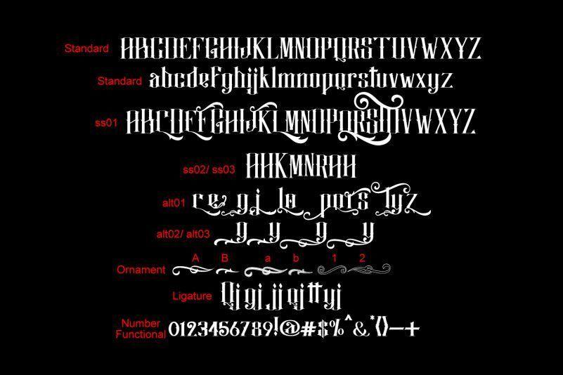 Justify-Layered-Font-3