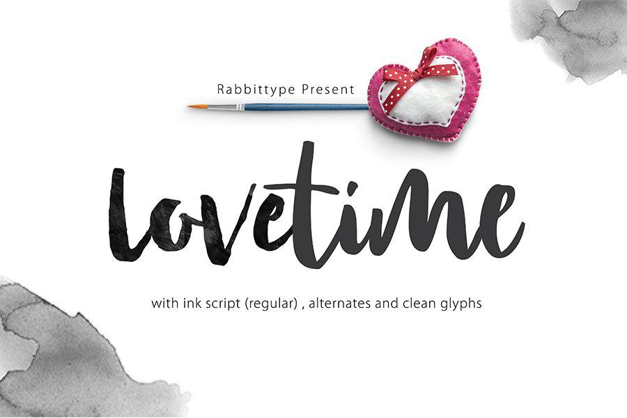 Lovetime Script-1