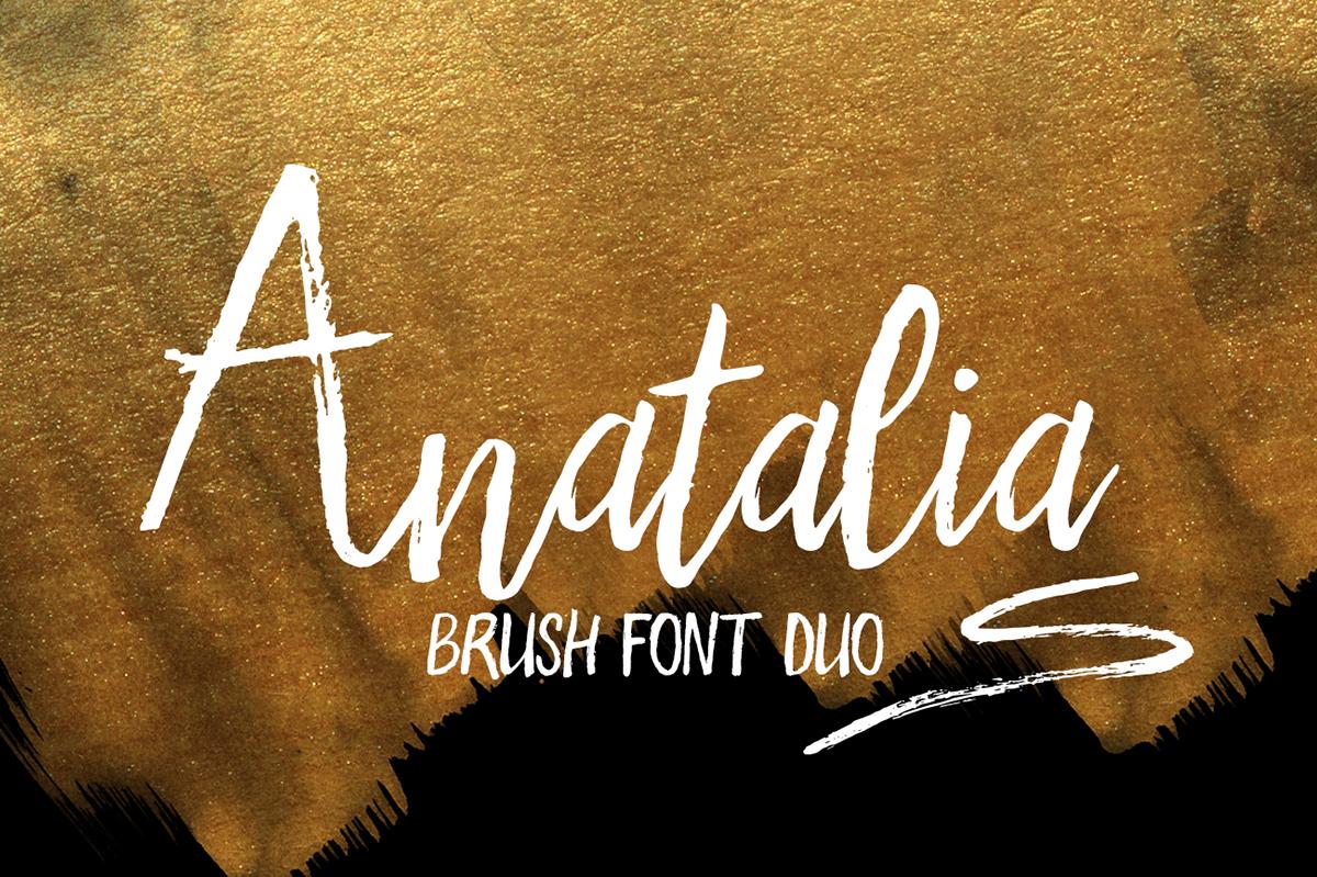 anatalia-brush-duo-font