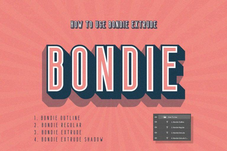 bondie-extrude-font-family-3-768x512