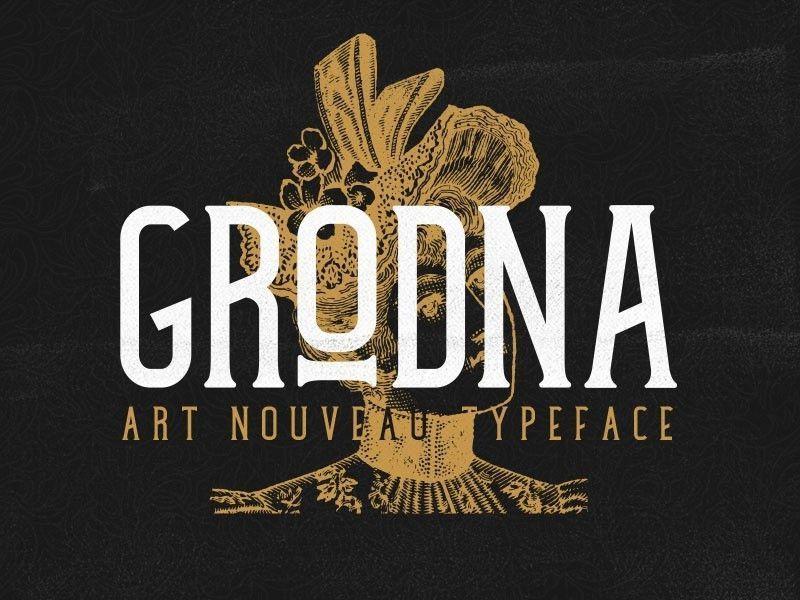 grodna-vintage-font-1