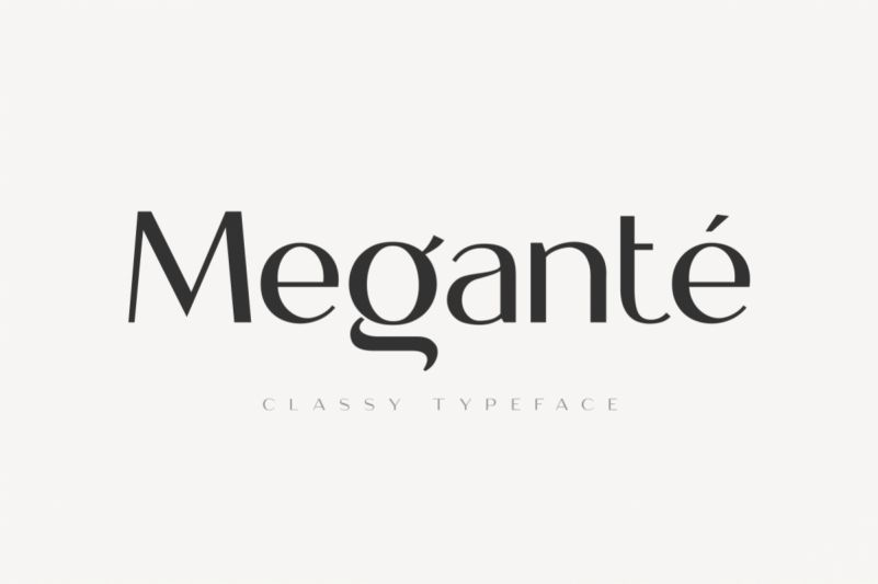 megante-display-font-1