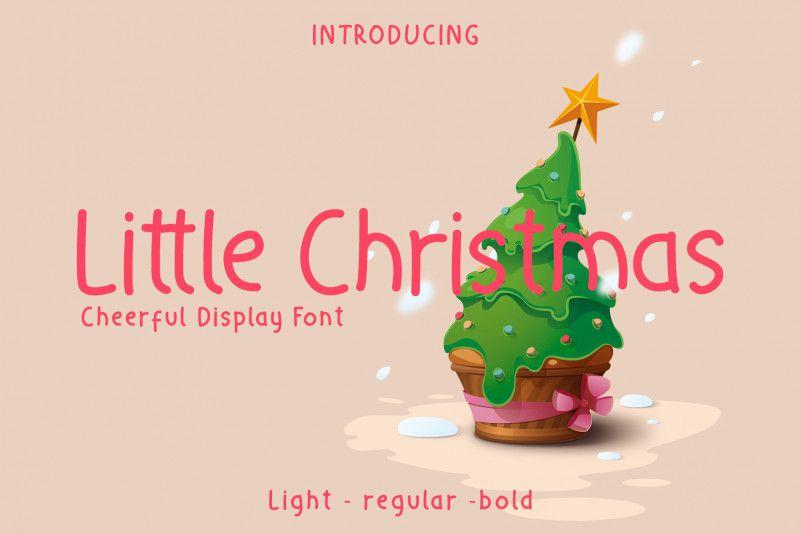 Little Christmas-font