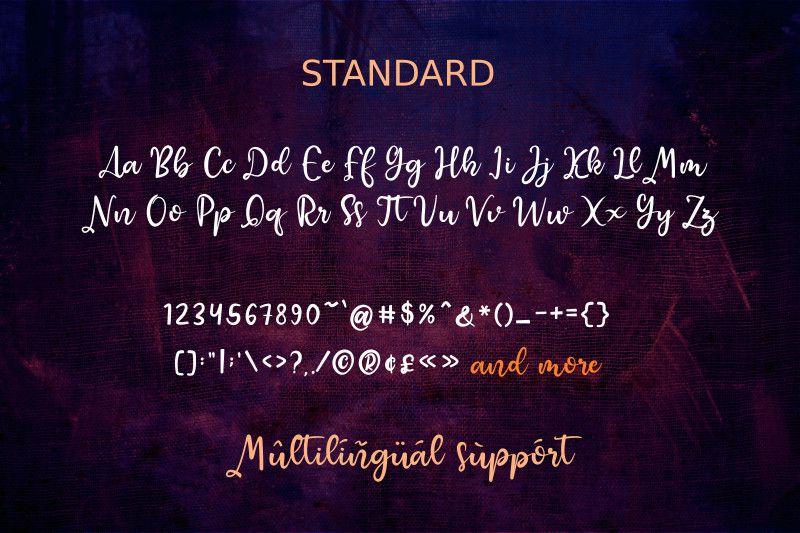Raquen Script Font-2