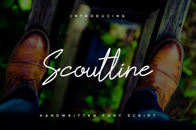 Scoutline-Script-Font-1
