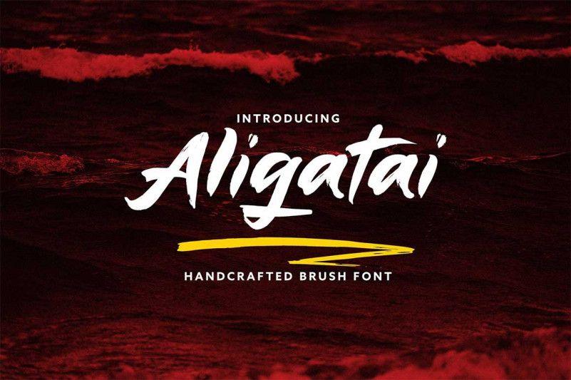 aligatai-font-1