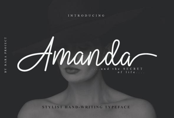 amanda-font-1