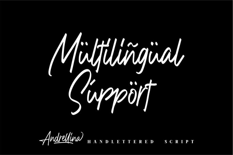 andrellina-signature-font-2