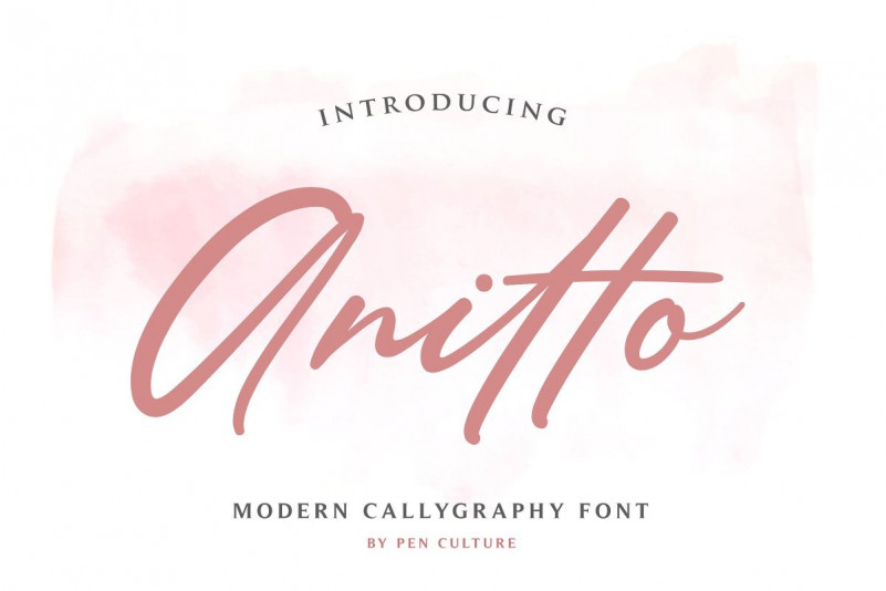 anitto-font