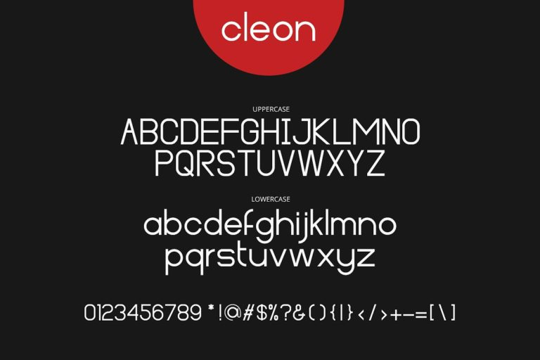 cleon-font-family-1