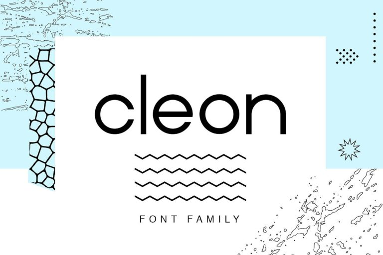 cleon-font-family