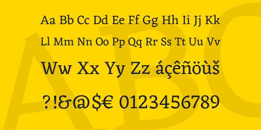 eczar-font-3