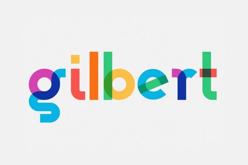 gilbert-free-font