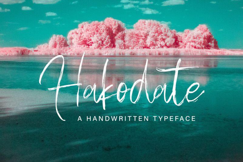hakodate-font-1