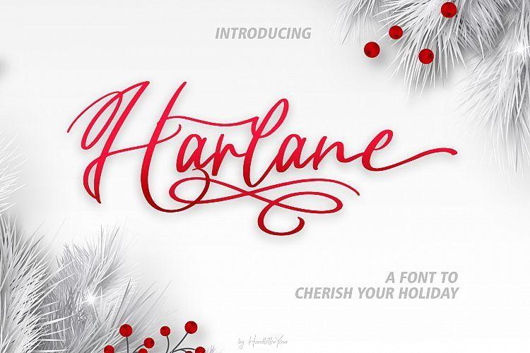 harlane-font-1