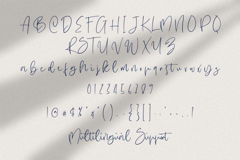 hugesnow-signature-font-2
