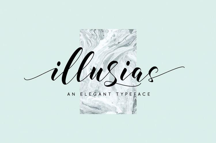 illusias Font