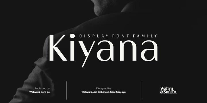 kiyana-font