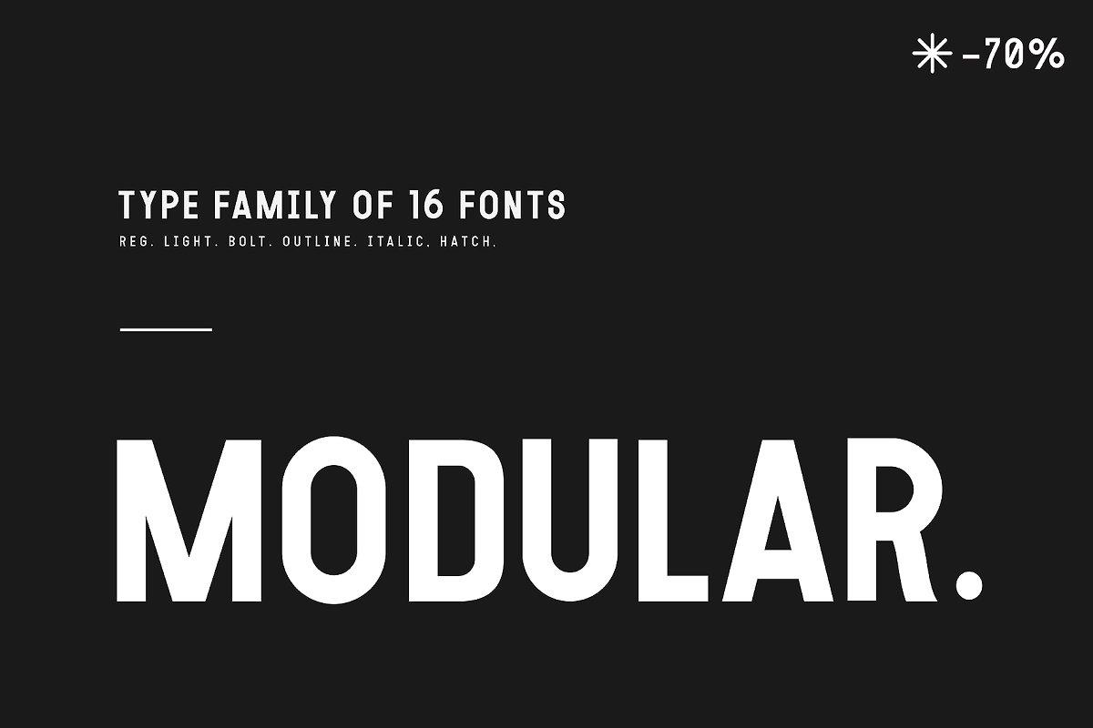 modular-font-family