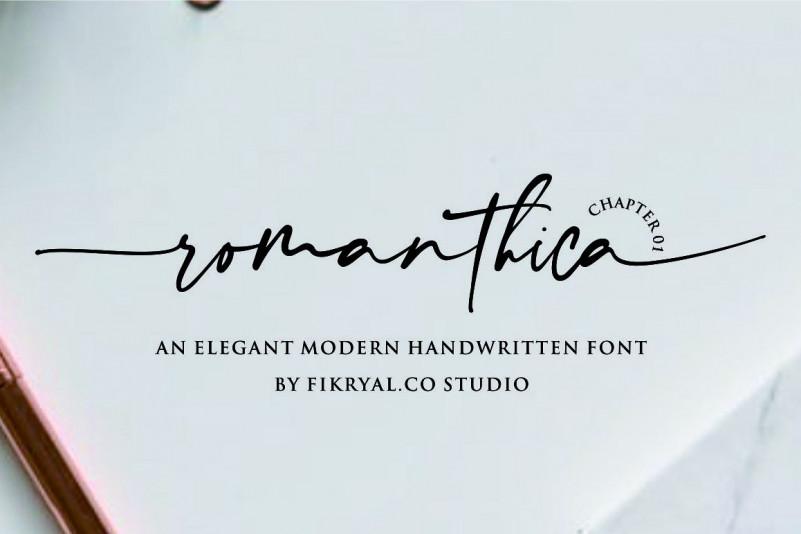 romanthica-script-font-1