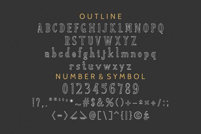 Re%u2019shawn-Vintage-Font-3