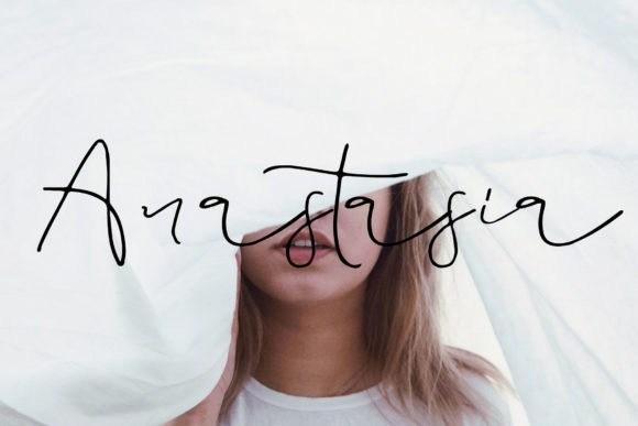 anastasia-font