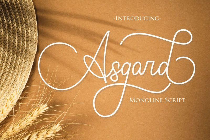 asgard-font