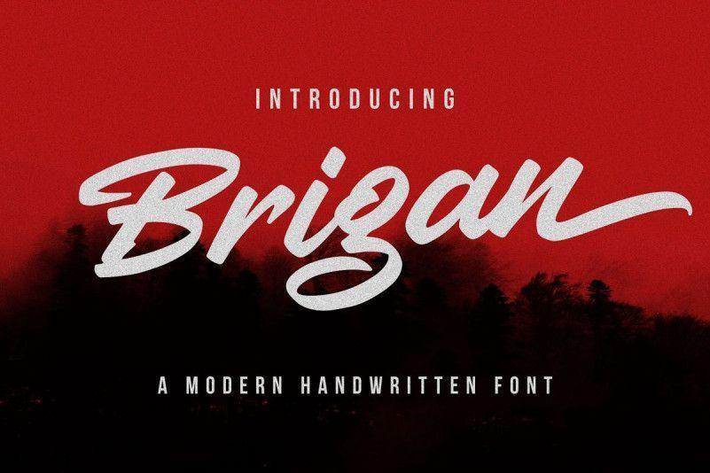 brigan-font