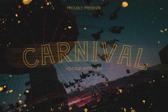 carnival-font