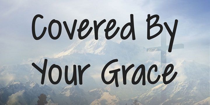 covered-by-your-grace-font