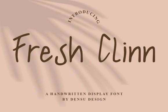 Fresh Clinn Font