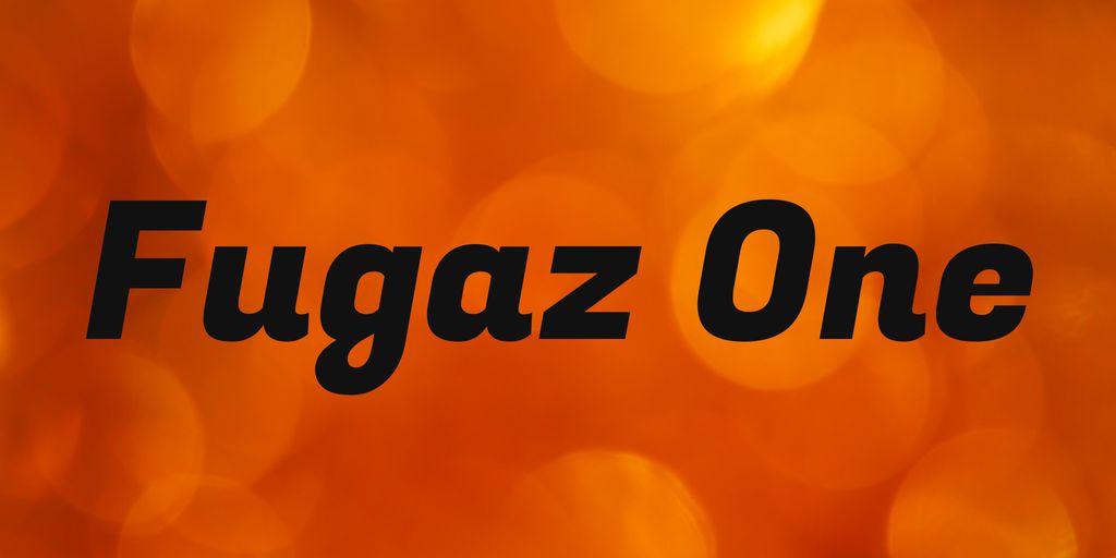 fugaz-one-font