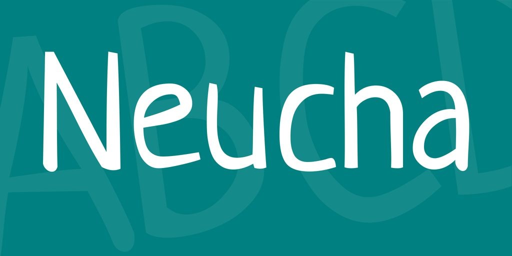 neucha-font