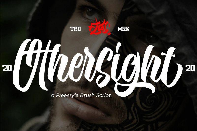 othersight-script-font