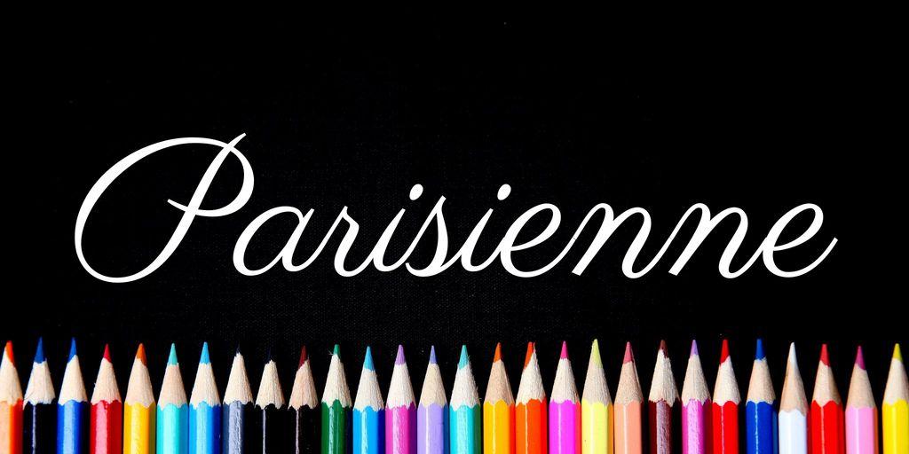 parisienne-font