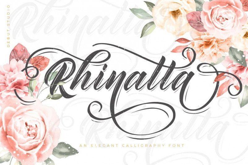 rhinatta-script-font