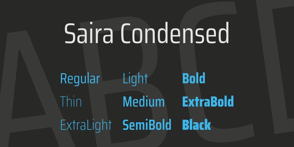 saira-condensed-font