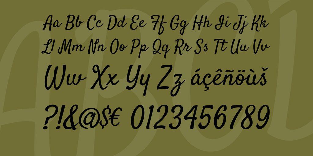 satisfy-font-3