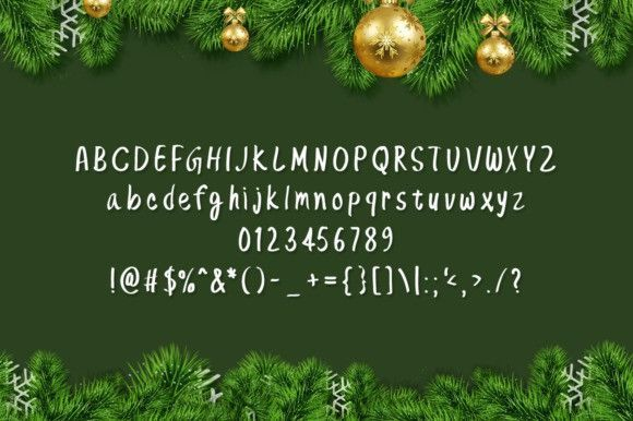 sweet-christmas-font-3