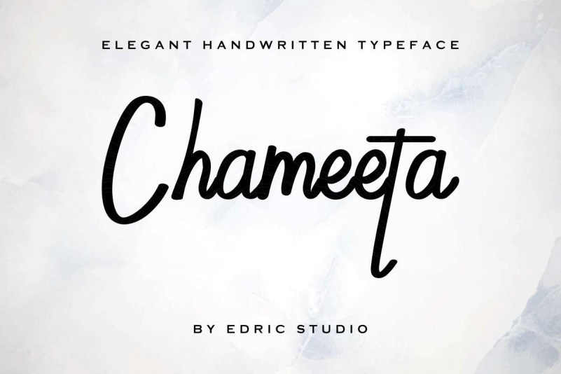 Chameeta-Font